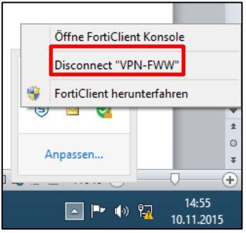 VPN Access (FWW) - Hochschule Wismar